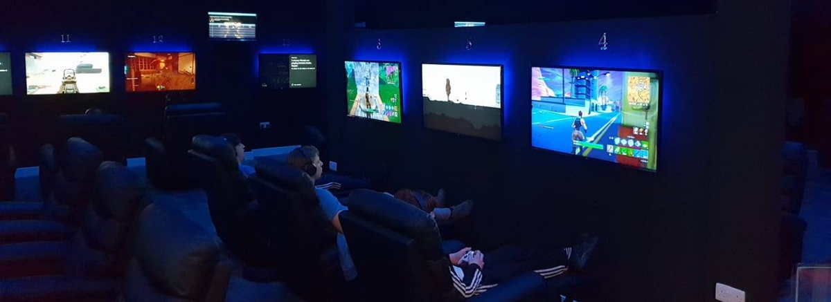 Gamers Lounge New Gaming Paradise Opens Up In Darlington